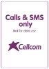 Picture of Cellcom 94 NIS charge. Valid for a year.